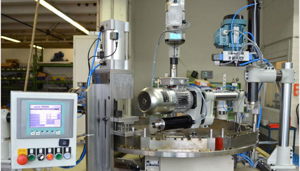 Binici hat Sondermaschinen für jeden Verwendungszweck.
