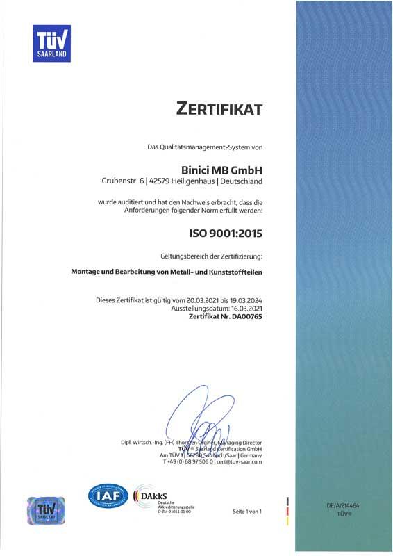 tuev-zertifikat-binici-mb-gmbh